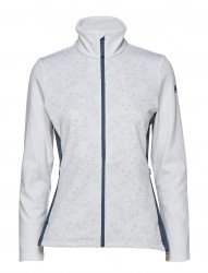 W Graphic Fleece Jacket