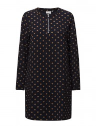 Walda Dot Dress
