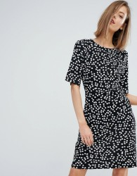 Warehouse Ditsy Floral Shift Dress - Multi