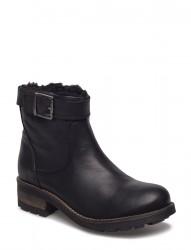 Warm Buckle Boot