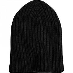 WARM-ME TOWER CAP hue Black