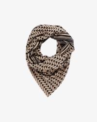 Warm uld/cashmere halstørklæde 85x172 cm.