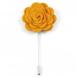 Warren Asher Orange Rose Reversnål