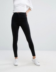 Waven Anika High Rise Skinny Jean - Black
