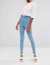 Waven Anika High Rise Skinny Jeans - Blue