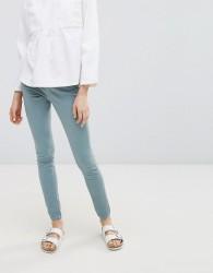 Waven Anika High Rise Skinny Jeans - Green
