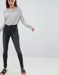 Waven Asa Mid Rise Skinny Jeans - Grey