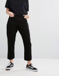 Waven Elsa Mom Jeans - Black