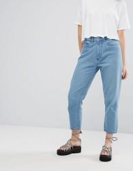 Waven Elsa Mom Jeans - Blue