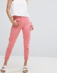 Waven Elsa Mom Jeans - Pink