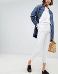 Waven Elsa Mom Jeans - White