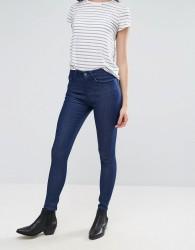 Waven Freya Classic Skinny Ankle Grazer Jeans - Blue