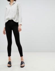 Waven Freya Mid Rise Skinny Jeans - Black