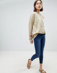 Waven Freya Mid Rise Skinny Jeans - Blue