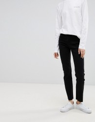 Waven Mari Straight Leg Jeans - Black