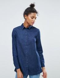 Waven Nott 3.0 Denim Shirt - Blue