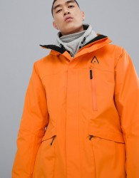 Wear Colour Ace Jacket in Orange - Orange