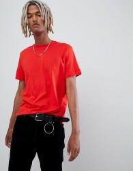 Weekday Alan T-Shirt - Yellow