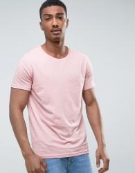 Weekday Alex T-shirt - Pink