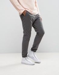 Weekday Dealer Woven Joggers - Grey