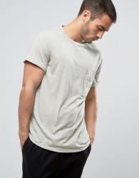 Weekday Kubic T-Shirt - Beige