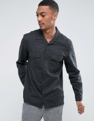 Weekday Lupus Shirt - Black