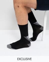 Weekday Neo Socks - White