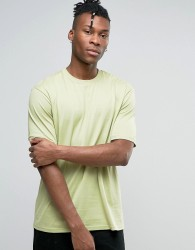 Weekday Press Schoolboy T-shirt - Green