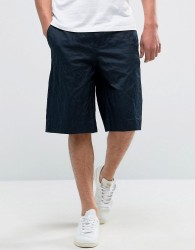 Weekday Press Shane Shorts - Navy