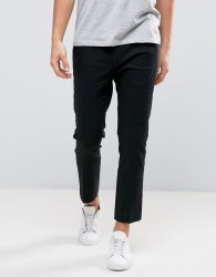 Weekday Sergei Trousers - Black