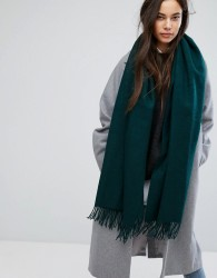 Weekday Wool Scarf - Green
