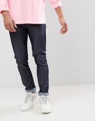WeSC Alessandro Slim Fit Jeans in Raw Denim - Blue