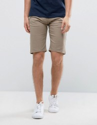 Wetts Chinos Shorts - Beige