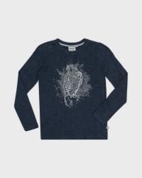 Wheat Eagle langærmet T-shirt