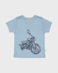 Wheat Moterbike T-shirt