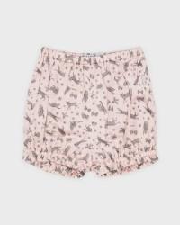 Wheat Nappy Sally shorts
