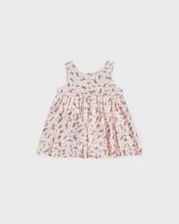 Wheat Pinafore Wrinkles kjole