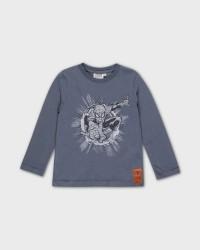 Wheat Spiderman langærmet T-shirt