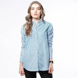 WHYRED Skjorte - Pauline Stripe