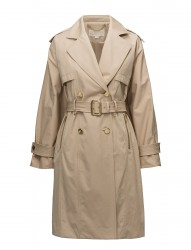 Wide Sleeve Trench
