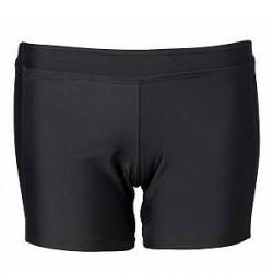 Wiki Basic Panty With Leg - Black - 44