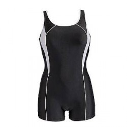 Wiki Swimsuit Regina Sport - Black - 36