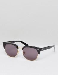 Wildfox Club House Sunglasses - Gold