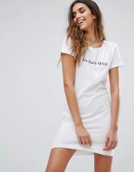 Wildfox Je Ne Sais Quoi Dress - White