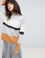 Willow And Paige Striped Jumper - Multi