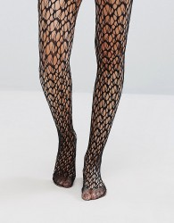 Wolford Net Tights - Black