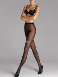 Wolford - Rhoda Leg Support Tights - Sort