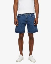 Woodbird Doc Stone denim shorts