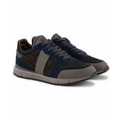 Woolrich Jogger Running Sneaker Ocean/Black