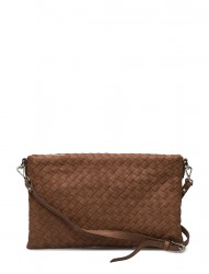 Woven Small Flat Cross Body